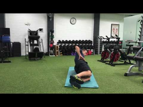 Side Plank Hold Core