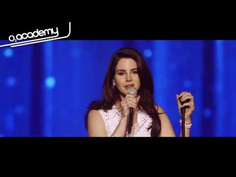 Lana Del Rey Live - Ride at O2 Apollo Manchester