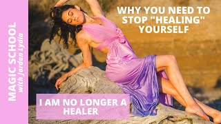 Magic School: I Am No Longer A Healer