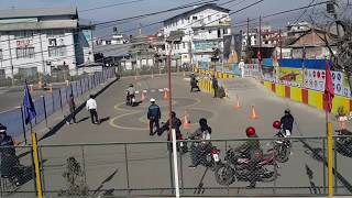 Motor cycle trial in Nepal|  With FULL GUIDE LIVE HD
