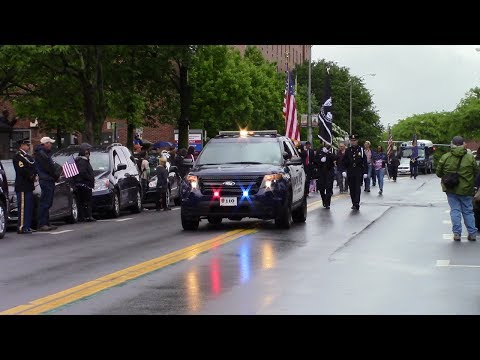 2017 Memorial Day Parade Kingston, NY