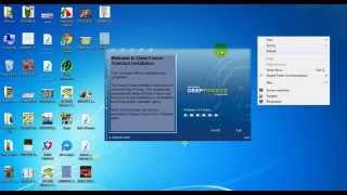 تحميل برنامج الديب فريز بدون سيريال ( مفعل ) - Download Deep Freeze program no serial
