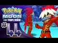 Let's Play Pokemon: Sun and Moon - Part 44 - Ryuki League Title Defense!