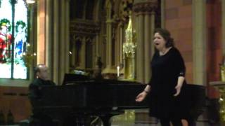 Russian Winter Festival - Piano and Vocal Competition Winners Concert