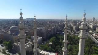 В СИРИИ НЕТ ВОЙНЫ - Алеппо с дрона, 2016 Aleppo drone footage تصوير جوي لمدينة حلب