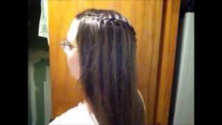 bunny pinterest cgh s feather waterfall braid