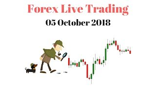 Forex Live Trading with Real Money - Episode 2 - $513