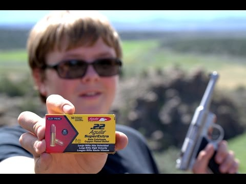 Aguila Super Extra .22Ammo - Is This Stuff Any Good? - Reliable???