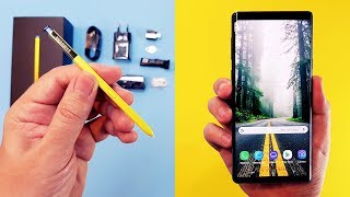 Samsung Galaxy Note 9 - Unboxing e impressões | Android4all
