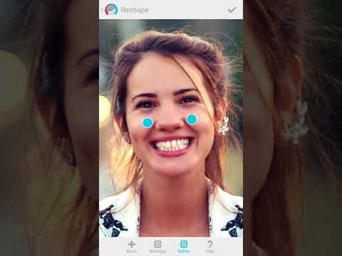 Facetune Editor De Selfies Perfeitas Apps No Google Play