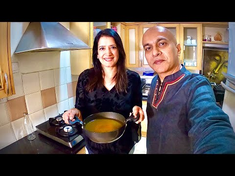 Making A Warming PEPPER RASAM Of TAMIL And ANDHRA Origin | Hot, Spicy And Tangy | My Wife's Recipe