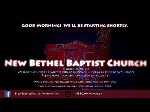 September 6, 2020 - Online Sunday Worship from YouTube · Duration:  1 hour 24 minutes 39 seconds