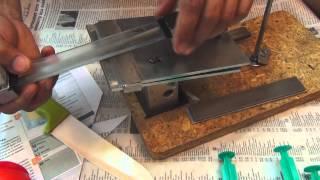видео Как заточить керамический нож