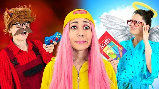 MOM vs DAD - Funny Things Parents Do | Relatable Family Situations by La La Life Music