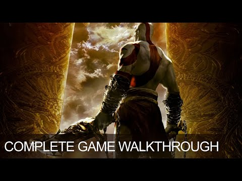 God Of War Chains Of Olympus Complete Game Walkthrough Full Game Story