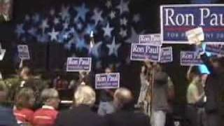 Maine GOP Convention - Ron Paul Rally