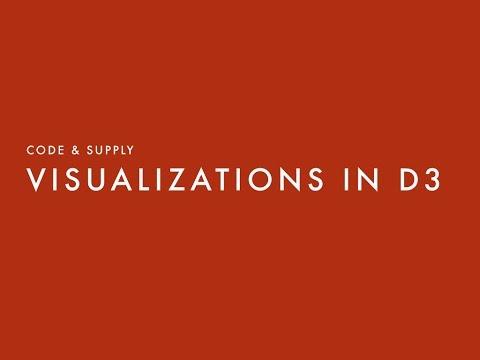 Visualizations in D3