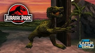 Jurassic Park: Warpath - PlayStation Fighting Game