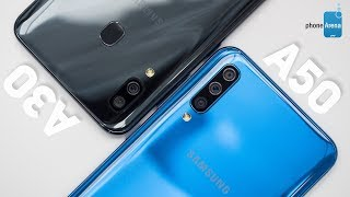 Galaxy A50 and A30 Review: Finally, Great Budget Samsung Phones!
