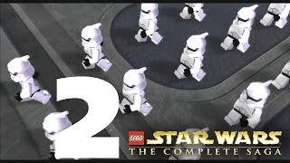 Lego Star Wars│Episode II: Attack of the Clones HD Cutscenes