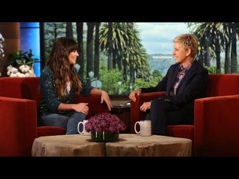Lea Michele's Vocal Routine