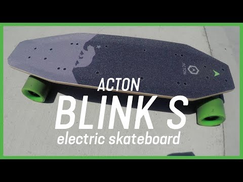 Acton Blink S Review with Blink S2 deck // Acton MISTAKE