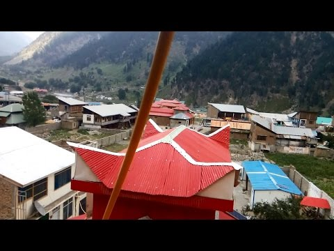 Beautiful Hotels in Kalam Valley