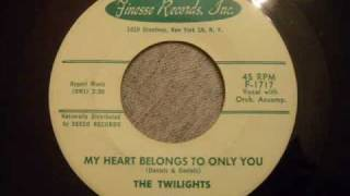 Twilights - My Heart Belongs To Only You - Beautiful Ballad