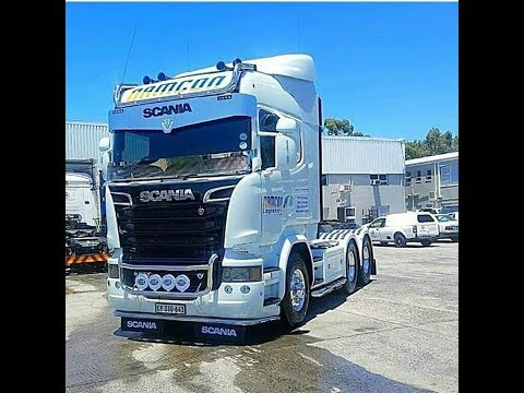 Scania R500 V8 604hp by Namcon Logistics