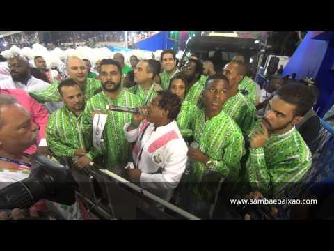 Carnaval 2016: Mangueira Início de desfile