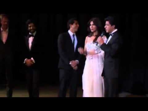 Berlin Film Festival Shah Rukh Khan 2012 on stage