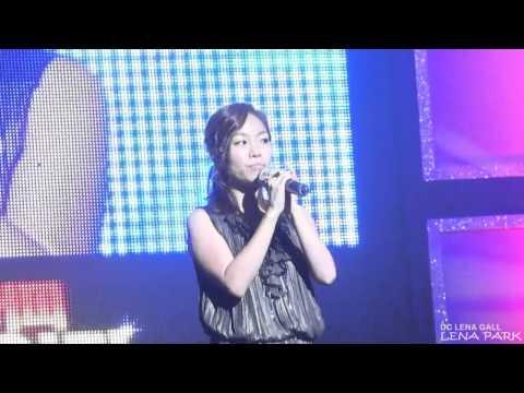 박정현[Lena Park] 2011.08.13 패밀리 마트 콘서트(전체)