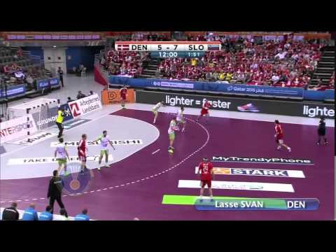 2015 Qatar WC Top Five - Plays of the Day.  2015- 01- 30
