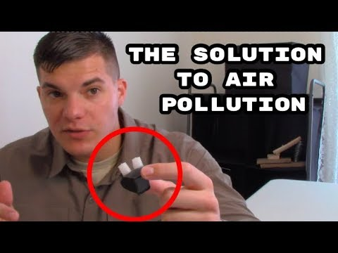 Inventor Solves Air Pollution Crisis Your Videos on VIRAL CHOP VIDEOS