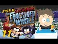 Cyborg Class | Let's Play South Park The Fractured But Whole - Gameplay: Part 11