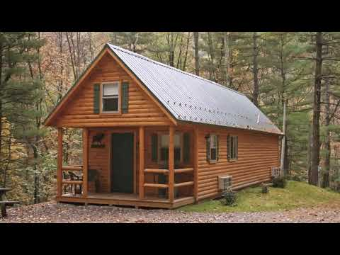 Small Cabin With Loft Plans Free