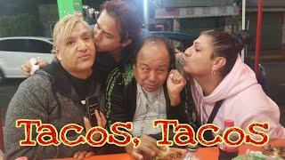 TACOS, TACOS | MAMBA, POLVO DE ESTRELLAS Y @LA CASA DE LAS SHOTAS