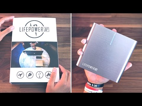 The Only Power Bank You Need? [LifePower A2]