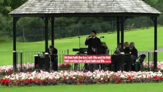 Open Air - Dungannon Park - 2nd August 2015 - Jonny Herron