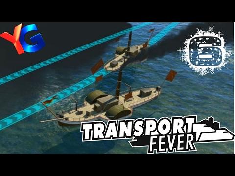 Transport Fever - Part 6 - Passenger Ships