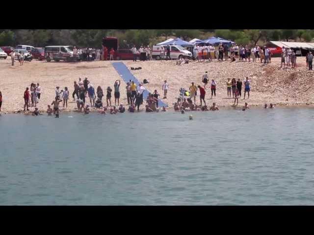 5. Međunarodni plivački maraton Buško Jezero 2013.