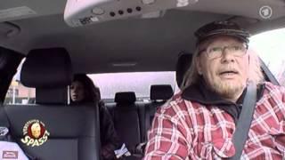 Merkwürdige Taxifahrt mit Bernd Stelter | Verstehen Sie Spaß?