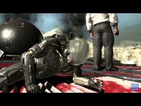 Metal Gear Rising: Revengeance #13 - ФИНАЛ!