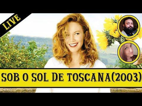 CLUBE DO FILME #2   SOB O SOL DE TOSCANA (TEMA: FÉRIAS) FT. CARLOS VOLTOR