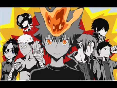 Katekyo Hitman Reborn OST - Succession