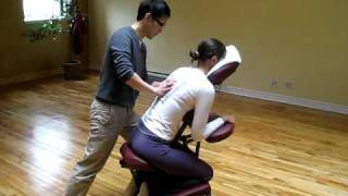 Thai Chair Massage 1