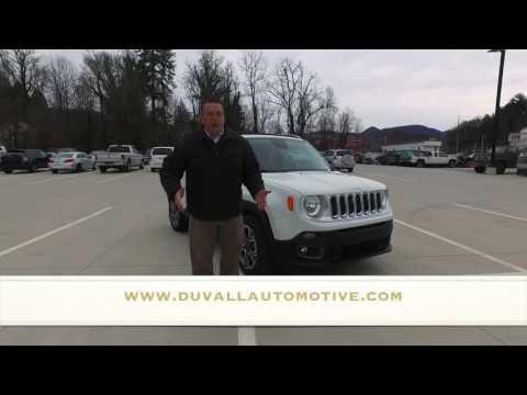 Chuck Watson   2016 Jeep Renegade