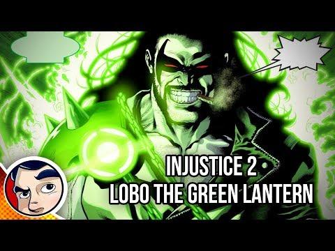 "Injustice 2 ""Green Lantern Lobo, Red Lantern WAR!"" - Complete Story | Comicstorian"