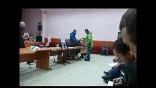 Чемпионат России по мормышке Курск 2013 г..