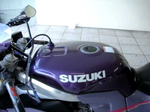 SUZUKI GSXR 1100 W NEW VIDEO 155HP